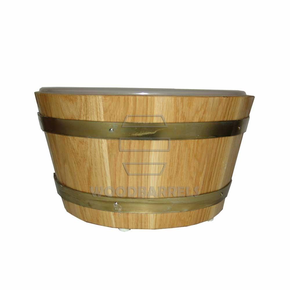 Large Fresh Olives Display Tub