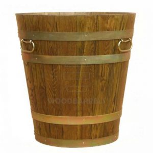 wooden planters for garden