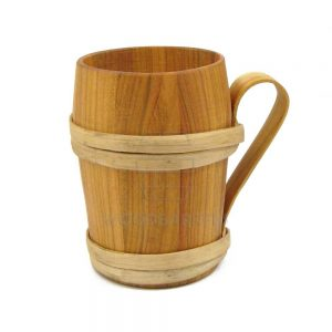 wooden beer mug for sale