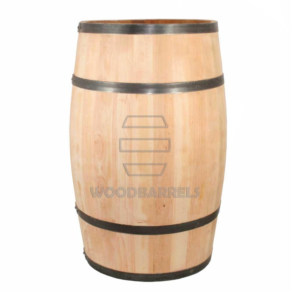 Wooden Display Barrel 150 Litres