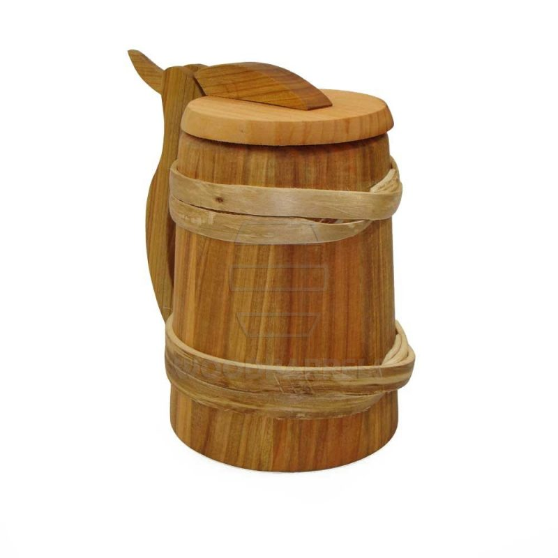 wooden mug for sale