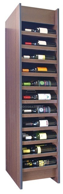 Wine Rack Display 66 bottles