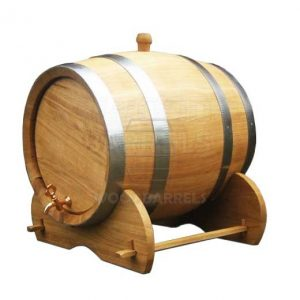 50 litres wine barrel