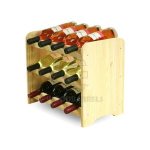 Wine Rack 12 bottles