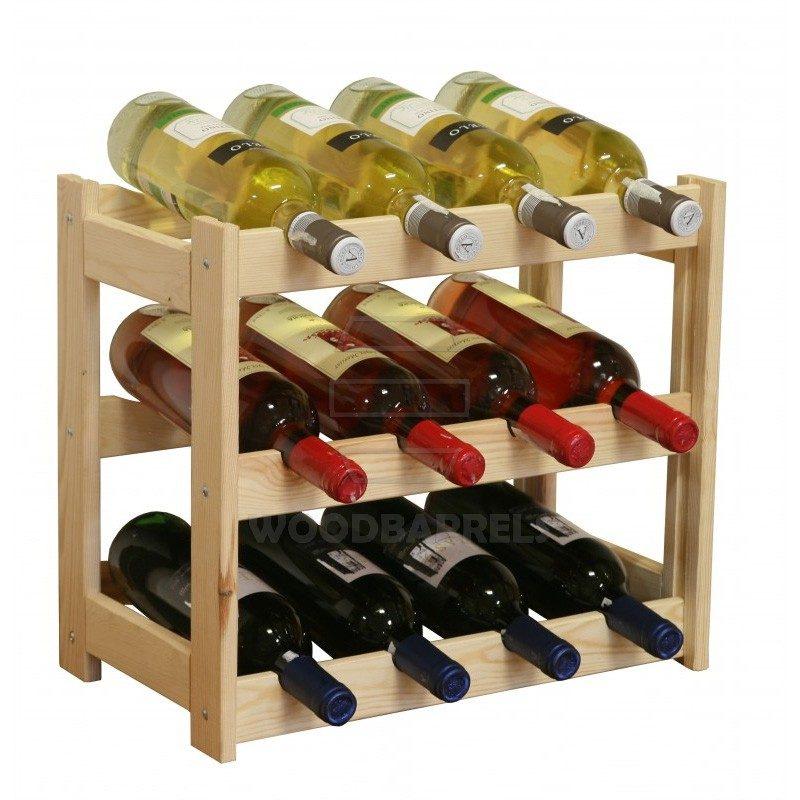 Wine Rack 12 bottles