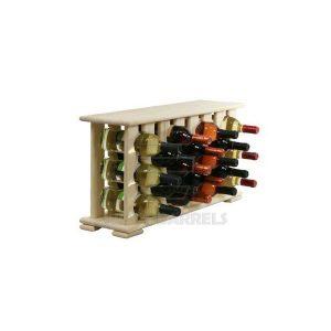 Wine Rack 18 bottles 8x3