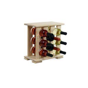 Wine Rack 8 bottles
