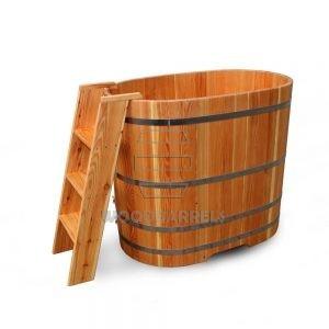 Wooden Sauna Tub