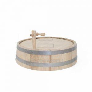 whisky barrel ends