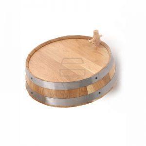 large barrel end